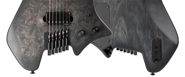 MASVIDALIEN COSMO signature model Strandberg guitar